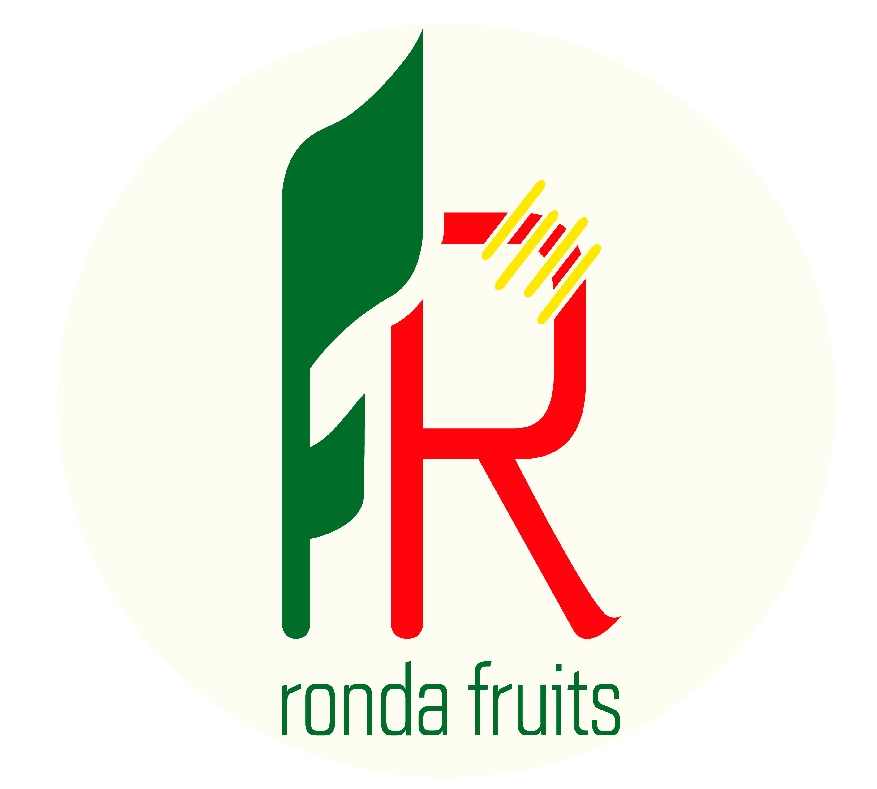 Logo Rondafruits